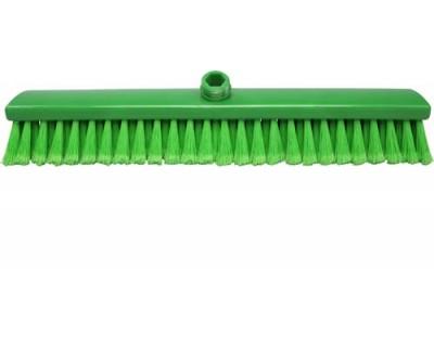 Щітка підмітальна FBK 15022 500х60 мм зелена з посіченою щетиною