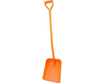 Лопата пищевая FBK 15104 330х380х1330 оранжевая