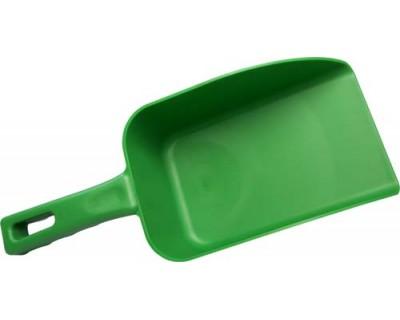 Совок FBK 15105 110х150х265 мм зелений