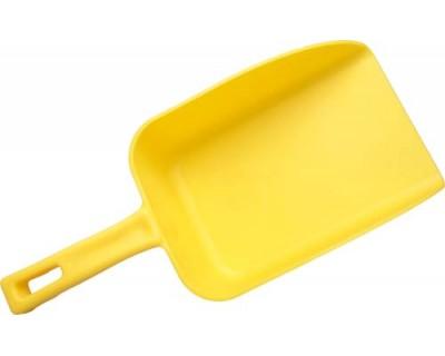 Совок FBK 15106 136х185х310 мм жовтий