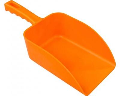Совок FBK 15106 136х185х310 мм оранжевый