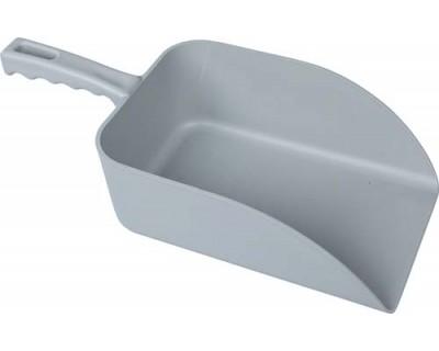 Совок FBK 15107 160х360 мм серый