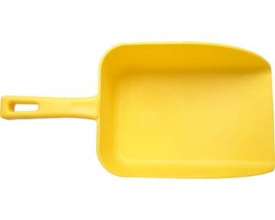 Совок FBK 15107 160х360 мм желтый