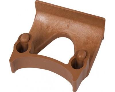 Тримач для щіток FBK 15150 коричневий 22-32 мм