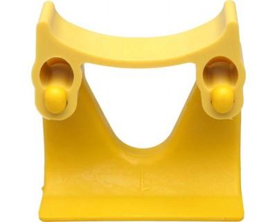 Тримач для щіток FBK 15150 жовтий 22-32 мм