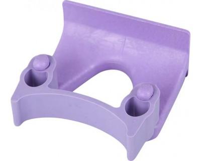 Держатель для щеток FBK 15150 фиолетовый 22-32 мм