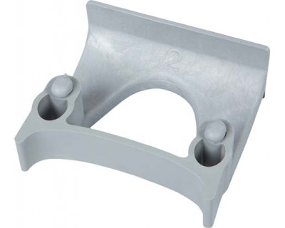 Держатель для щеток FBK 15151 серый 28-38 мм