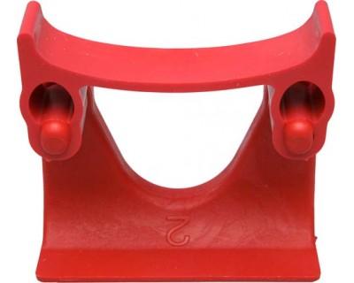 Тримач для щіток FBK 15151 червоний 28-38 мм