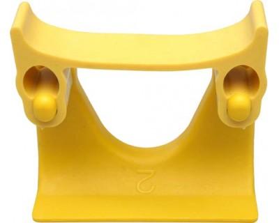 Тримач для щіток FBK 15151 жовтий 28-38 мм