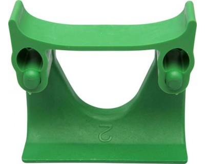Держатель для щеток FBK 15151 зеленый 28-38 мм