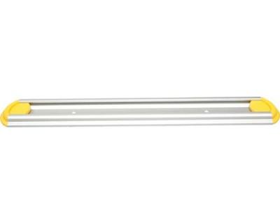 Настенная планка-держатель FBK 15156 желтая 300 мм