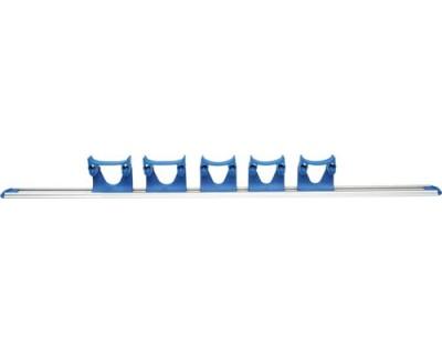 Настінна система тримачів FBK 15157 синя 900 мм