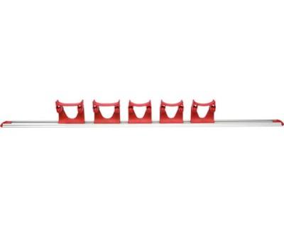 Настінна система тримачів FBK 15157 червона 900 мм