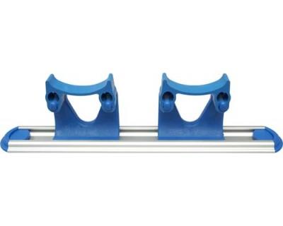 Настінна система тримачів FBK 15158 синя 300 мм
