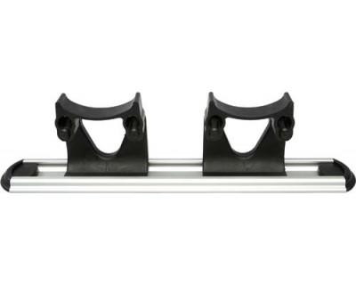 Настінна система тримачів FBK 15158 чорна 300 мм