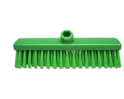Мітла підмітальна FBK 15203 зелена 280х50 середньої жорсткості