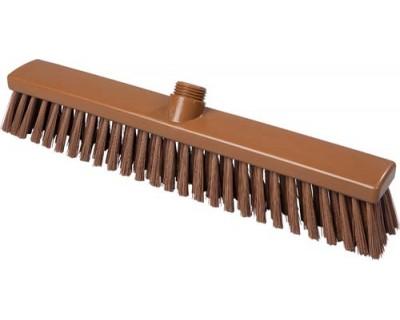 Метла подметальная FBK 15204 коричневая 400х50 средней жесткости