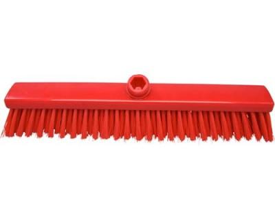 Мітла підмітальна FBK 15204 червона 400х50 середньої жорсткості