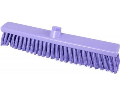 Метла подметальная FBK 15204 фиолетовая 400х50 средней жесткости