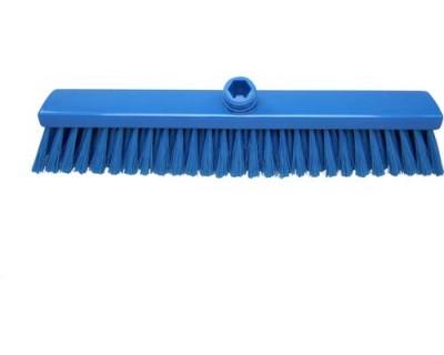 Метла подметальная FBK 15206 синяя 400х50 средней жесткости