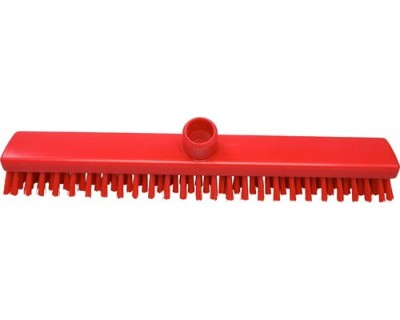 Щітка-скраб FBK 21153 400х50 мм червона