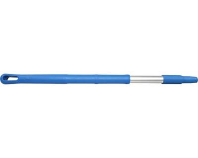 Ручка для щетки FBK 29812 650х32 мм алюминиевая синяя