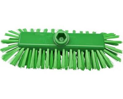 Щетка-скраб FBK 40154 285х130 мм зеленая