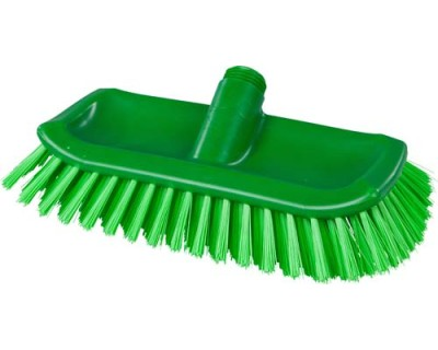 Щітка-скраб FBK 40155 285х130 мм зелена