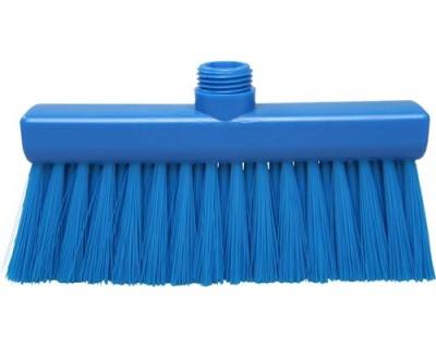 Метла подметальная узкая FBK 40157 260х35 мм синяя