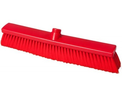 Щетка подметальная FBK 41126 400х50 мм красная
