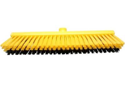 Щетка комбинированая (мягкая+жесткая) FBK 41176 400х50 мм желтая