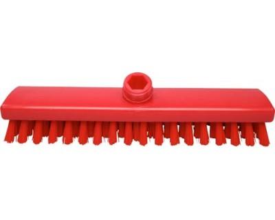 Щетка для пола FBK 300х60 мм красная 43153