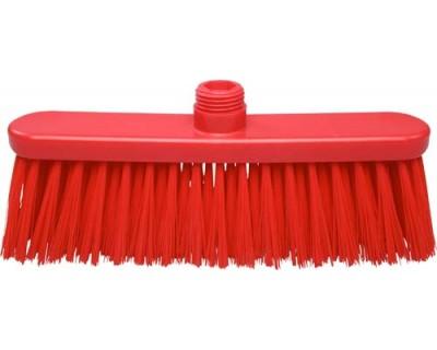 Метла подметальная FBK 44147 280х48 мм красная