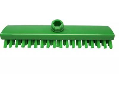 Щітка-скраб з подачею води FBK 44153 300х60 мм зелена