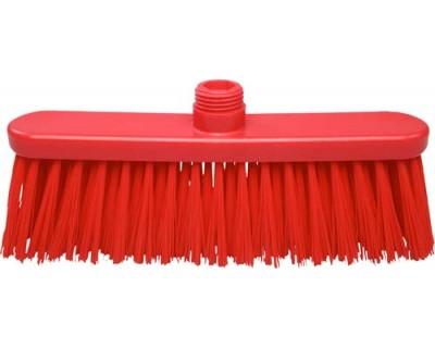 Мітла підмітальна FBK 44157 280х48 мм червона