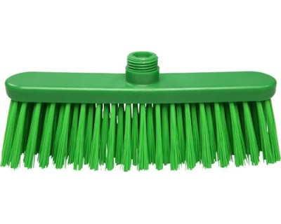 Метла подметальная FBK 44157 280х48 мм зеленая