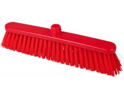 Метла подметальная FBK 45147 400х50 мм красная