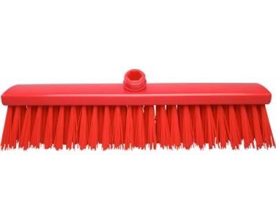Щітка підмітальна FBK 45197 400х60 мм червона
