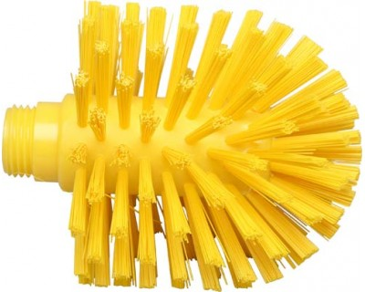 Щетка для чистки труб FBK 47153 Ø120мм желтая