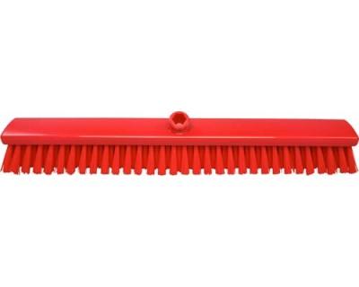 Мітла підмітальна FBK 47156 600х60 мм червона