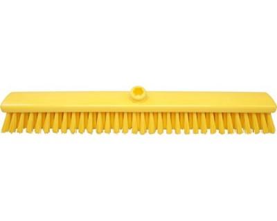 Мітла підмітальна FBK 47156 600х60 мм жовта