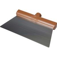 Скребок из нержавеющей стали FBK 48281 280х110 мм