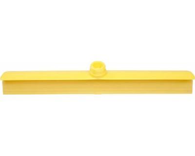 Скребок для сгона воды FBK 48400 400 мм желтый