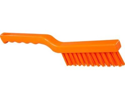 Щітка з рукояткою FBK 50153 275х20 мм помаранчева - Фуд Пак Сервіс