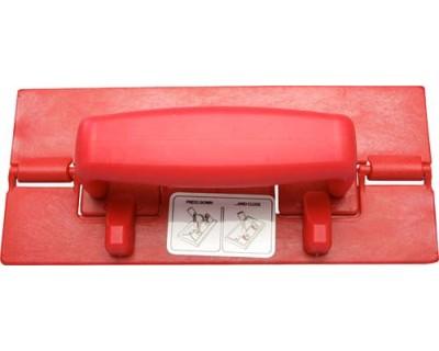 Держатель для губки FBK 57101 230х100 мм красный