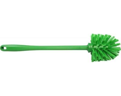 Щітка-йорш для труб FBK 57159 Ø90*80*370 мм зелена