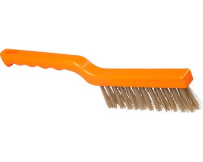 Щітка з довгою рукояткою FBK 60153 275х20 мм помаранчева