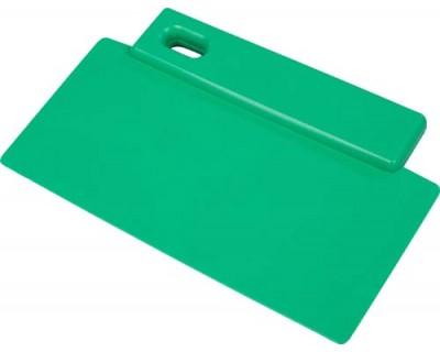 Шпатель FBK 71900 200х125 мм зеленый