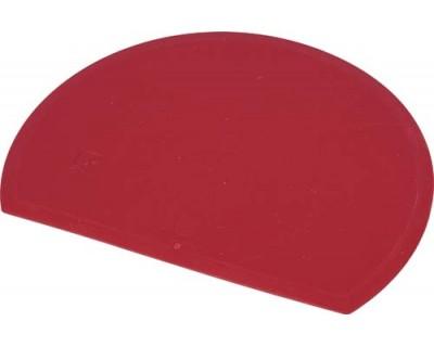 Скребок для тіста гнучкий FBK 71916 червоний