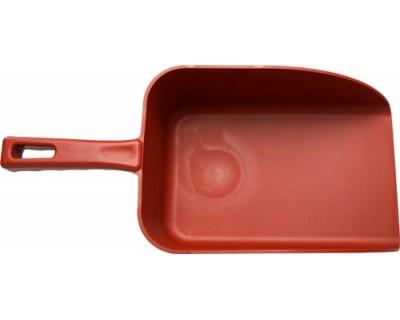 Совок FBK 75107 160х360 мм красный